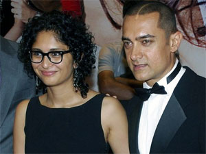 \Aamir Khan and Kiran Rao