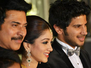 Dulkar Salman Reception
