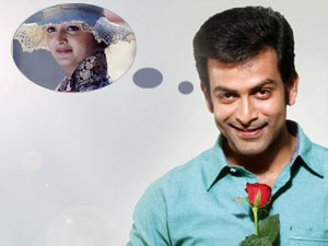 Prithviraj-Manju Warrier