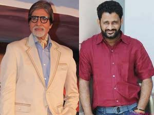 Amitabh Bachchan and Resul Pookutty