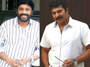 Siddhique and Mammootty