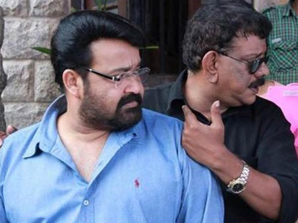 Mohanlal and Priyadarshan