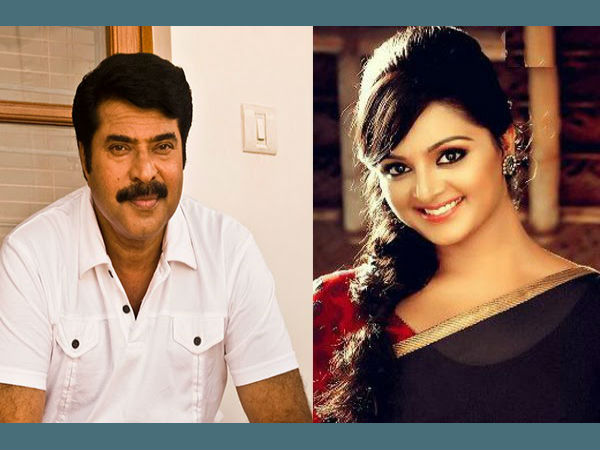 Manju wishes to do a film with Mammootty