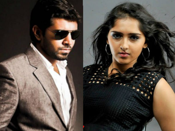 Nivin and Sanusha