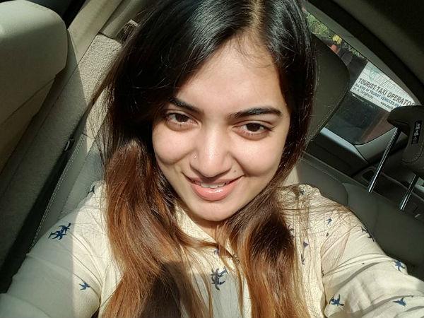 Nithya Menen behind Fahadh- Nazriya marriage