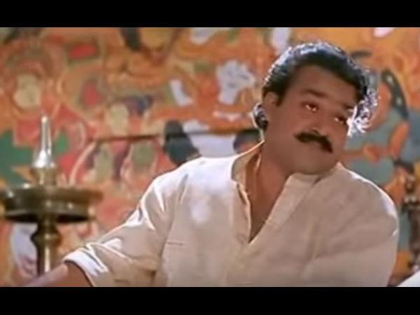 ഈ പാട്ട് ബോറടിപ്പിയ്ക്കും.. ഹരിമുരളീരവം ചിത്രീകരിക്കുന്നതിന് മുന്പ് മോഹന്ലാല് പറഞ്ഞത്