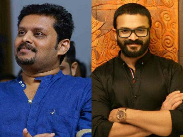 Jayasurya and Ranjith Sankar