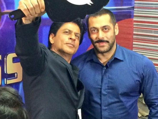 shah rukh khan and salmaan khan