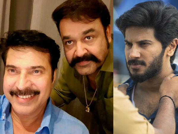 dulquer-mohanlal-mammootty