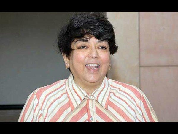ബോളിവുഡ് സംവിധായിക കല്പ്പന ലാജ്മി അന്തരിച്ചു