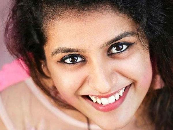 2018 ല് ഗൂഗിളില് ഇന്ത്യ ഏറ്റവും അധികം തിരഞ്ഞത് പ്രിയ പ്രകാശ് വാര്യരുടെ പേര്