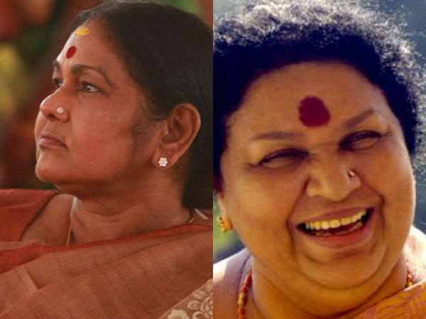 Image result for കെപിഎസി ലളിത kaviyoor ponnamma