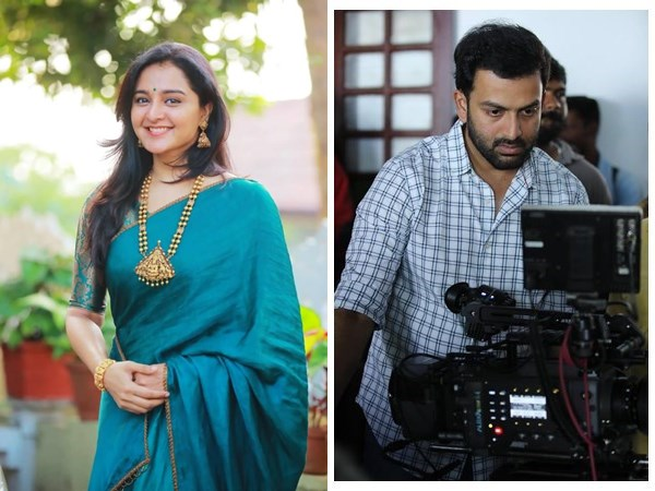 Manju Warrier, Lucifer