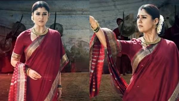 മെഗാസ്റ്റാറിനൊപ്പം മഹാറാണിയായി നയന്താര! സൈറ നരസിംഹ റെഡ്ഡിയുടെ വീഡിയോ  വൈറല്