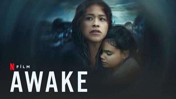 Awake: സൈ-ഫൈയുമില്ല ത്രില്ലുമില്ല.. ചുമ്മാ വെയിസ്റ്റ്. - ശൈലന്റെ റിവ്യൂ