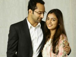 Happy Birth Day Nazriya Fahad Fazil