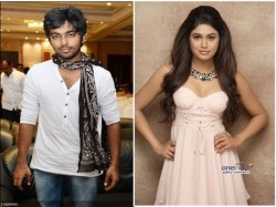 When Actor Gv Prakash Kumar Kissed Manisha Yadav 36 Times