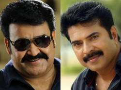 Malayalam Film Competition Between Two Actor