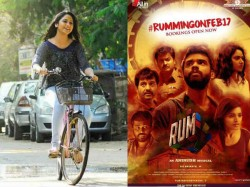Tamil Movie Rum On Theaters