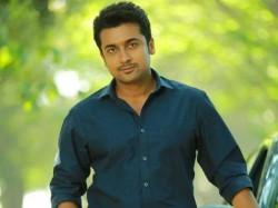Beginnig Of Surya As Actor