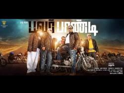 Power Paandi Dhanush Raj Kiran Movie Trailer