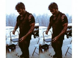 Vivegam Ajith New Bloody Look Is Going Viral Thala
