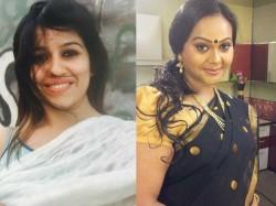 What Happened With Between Rekha Ratheesh Ranjini Haridas