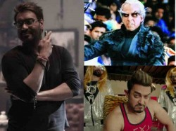 Ajay Devgn S Golmaal Again To Lock Horns With With Akshay S And Aamir S Film