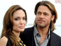 Brad Pitts Children Visit Him For First Time Since Jolie Split