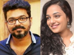 Nithya Menen Talks About Working With Vijay Rajasthan