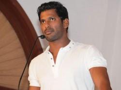 Vishal One Rupee For Farmers Tamil Rockers