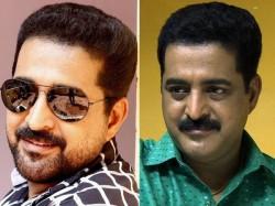 Kishor Satya Gives Adieu To Karuthamuth Serial