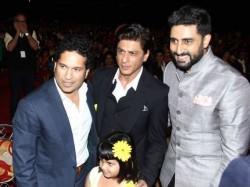 Rajinikanth And Shahrukh Khan Wishes Sachin Tendulkar For His Biopic