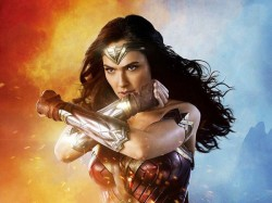 Gal Gadot Shot For Wonder Woman While Pregnant