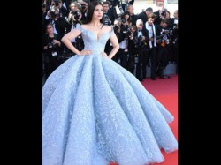 Aishwarya Rai Bachchan Walks Red Carpet For Cannes 2017