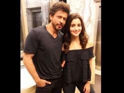 Alia Bhatt Rejects Shahrukh Khan S Film