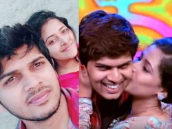 When Anu Sithara Kissed Her Husband On Stage