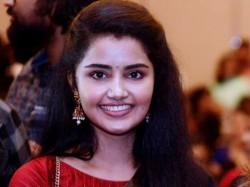 Anupama Parameswaran Rocking Telugu Tv Show Also