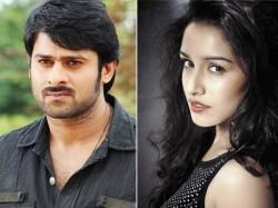 Confirmed Shraddha Kapoor Play Prabhas Pair Saaho