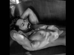 Shahid Kapoor Goes Shirtless Picture