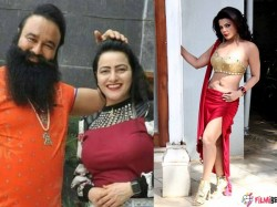 Rakhi Sawant Play Missing Honeypreet Insan