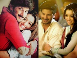 Dulquer About Wife S Expression During His Scenes With Heroines