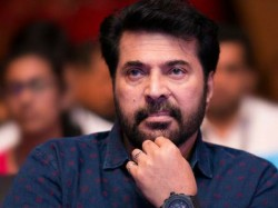 Mammootty Is Looking Sad This Pic