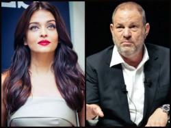 Harvey Weinstein Tried Hard Get Aishwarya Rai Bachchan Alone