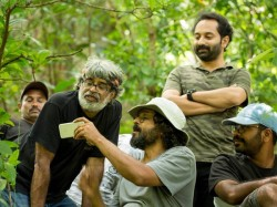 Fahadh Fazil S Movie Carbon Location Pictures