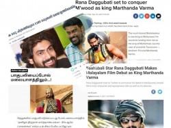 K Madhu About His Next Project Travancore King Marthanda Varma