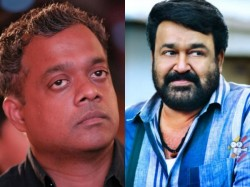 Mohanlal Gautham Menon Team Up The First Time