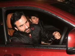 Saif Ali Khan Kareena Kapoor Khan Pay Their Last Respects Shashi Kapoor
