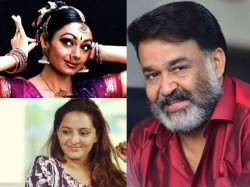 Mohanlal And His Popular Heroines