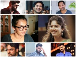 Mollywood Actors Who Made Debuts In Other Industries In 2017
